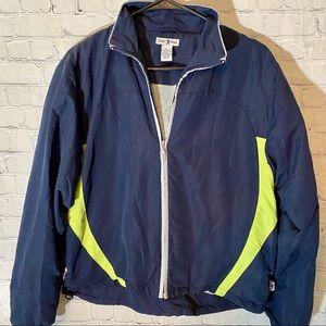 Duckhead windbreaker men's zip up jacket